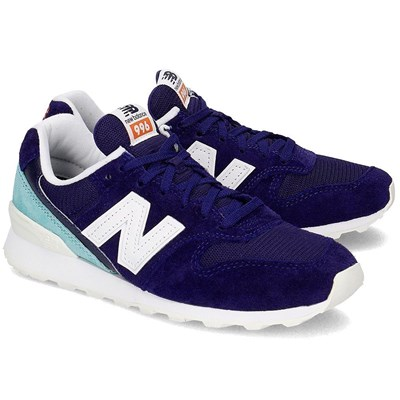 Chaussures Femme | New Balance 996 BASKETS BASSES MULTICOLORE