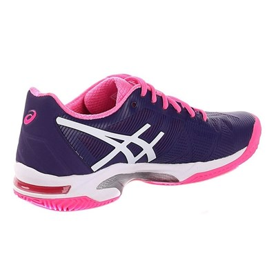 Chaussures Femme | Asics GELSOLUTION SPEED 3 CLAY CHAUSSURES DE TENNIS MULTICOLORE