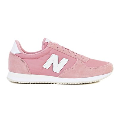 New Balance 220 BASKETS BASSES ROSE Chaussure France_v12186