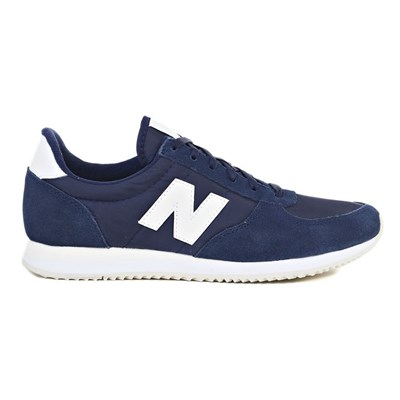 New Balance 220 BASKETS BASSES BLEU MARINE Chaussure France_v14149