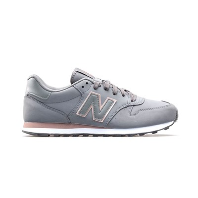 New Balance 500 BASKETS BASSES GRIS Chaussure France_v11829