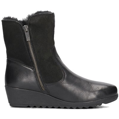 Caprice BOTTINES NOIR