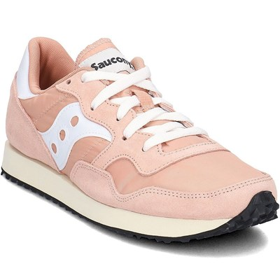 Saucony BASKETS BASSES ROSE Chaussure France_v13928