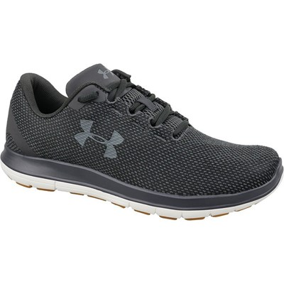 Under Armour REMIX FW18 BASKETS BASSES ANTHRACITE Chaussure France_v14951