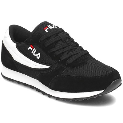 Fila ORBIT JOGGER BASKETS BASSES NOIR Chaussure France_v11631