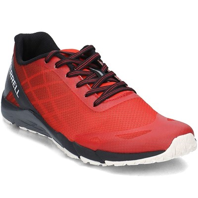 Merrell BASKETS BASSES ROUGE