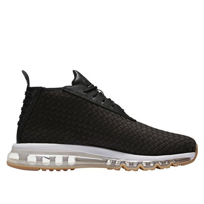 Nike AIR MAX WOVEN BOOT BASKETS MONTANTES NOIR Chaussure France_v17089