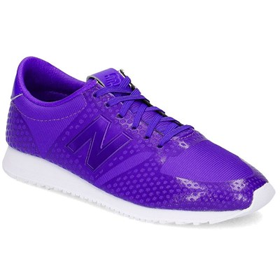 New Balance WL420DFJ BASKETS BASSES VIOLET