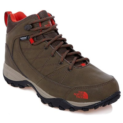 The North Face CHAUSSURES DE RANDONNÉE MARRON