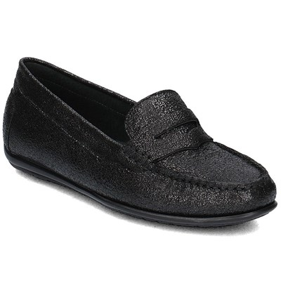Gino Rossi MOCASSINS NOIR Chaussure France_v12879
