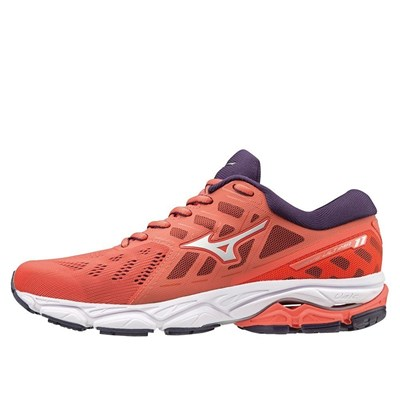 Mizuno WAVE ULTIMA 11 CHAUSSURES DE RUNNING ROUGE Chaussure France_v16930