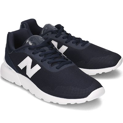 New Balance 515 BASKETS BASSES BLEU MARINE Chaussure France_v12016
