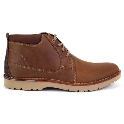 Clarks BOTTINES MARRON