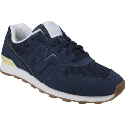 New Balance 996 BASKETS BASSES BLEU MARINE