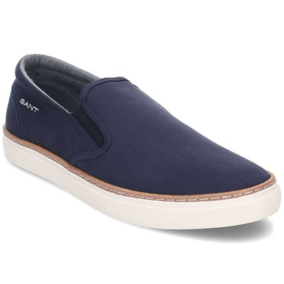 Gant BASKETS BASSES BLEU MARINE Chaussure France_v13920