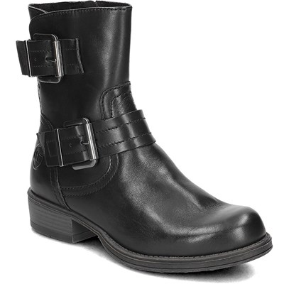 MARCO TOZZI BOTTINES NOIR