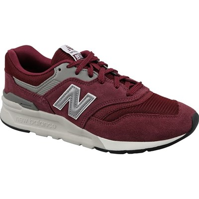 New Balance 997 BASKETS BASSES BORDEAUX Chaussure France_v13914