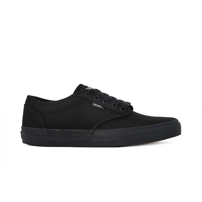 Vans ATWOOD CANVAS BASKETS BASSES NOIR