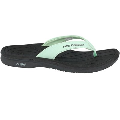 New Balance CUSH THONG TONGS VERT