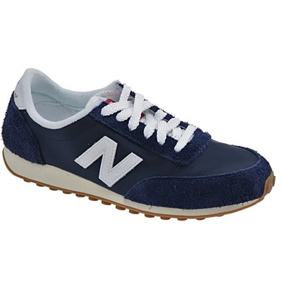 New Balance 410 BASKETS BASSES BLEU MARINE Chaussure France_v12189