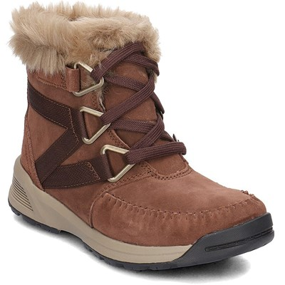 Columbia MARAGAL MID WATERPROOF BOTTES DE NEIGE MARRON Chaussure France_v14550