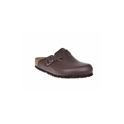 Birkenstock BOSTON TONGS MARRON Chaussure France_v15070