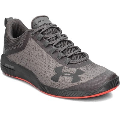 Under Armour 1293035105 BASKETS BASSES ANTHRACITE Chaussure France_v16535