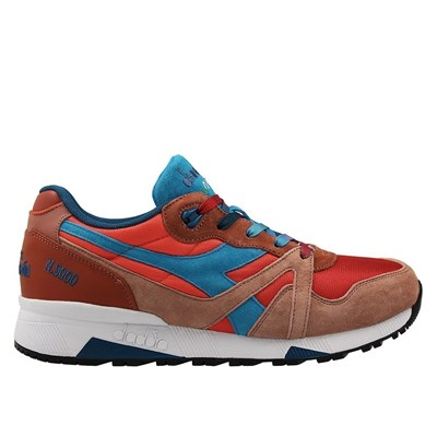 Chaussures Homme | Diadora BASKETS BASSES MULTICOLORE