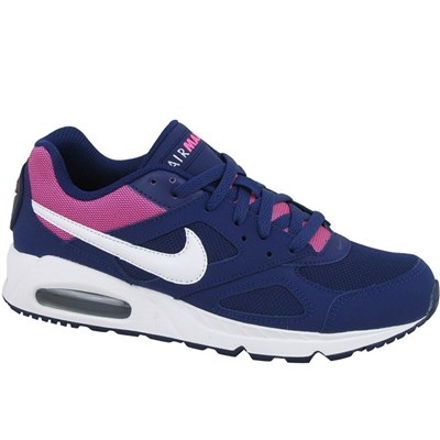 Nike WMNS AIR MAX IVO BASKETS BASSES BLEU