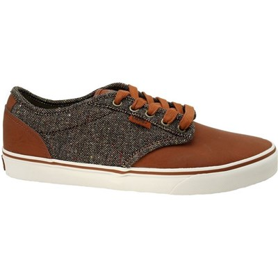 Vans ATWOOD DELUXE CHAUSSURES DE SPORT MARRON Chaussure France_v14165