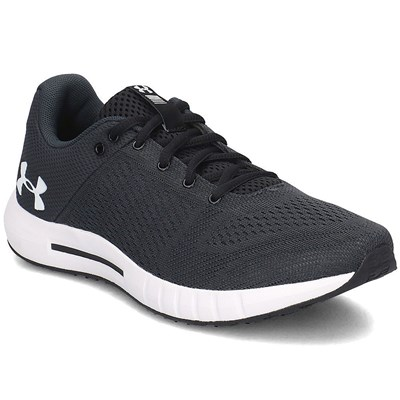 Under Armour MICRO G PURSUIT BASKETS BASSES NOIR Chaussure France_v11739