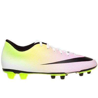 Nike MERCURIAL VORTEX II FG CHAUSSURES DE FOOT MULTICOLORE Chaussure France_v8835