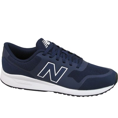 New Balance 005 BASKETS BASSES BLEU MARINE Chaussure France_v14787