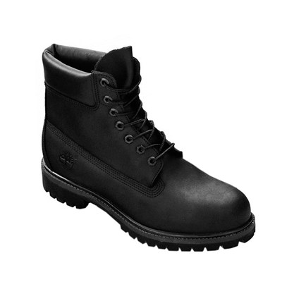 Timberland 6 INCH PREMIUM BOOT BOTTINES NOIR Chaussure France_v18124