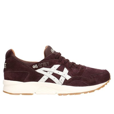 Asics GELLYTE V BASKETS BASSES MARRON Chaussure France_v14876