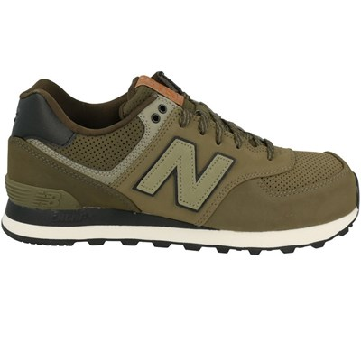 New Balance ML574GPD BASKETS BASSES VERT Chaussure France_v14984
