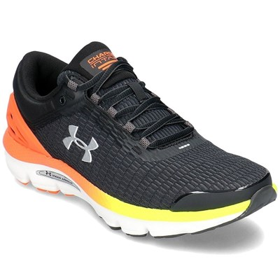 Chaussures Homme | Under Armour CHARGED INTAKE 3 BASKETS BASSES NOIR