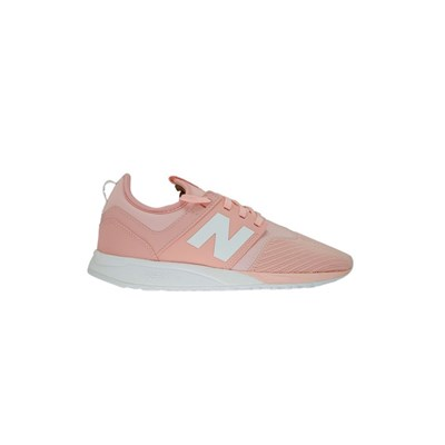 New Balance 247 BASKETS BASSES ROSE Chaussure France_v14805
