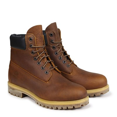 Chaussures Homme | Timberland HERITAGE 6 PREMIUM BASKETS MONTANTES MARRON