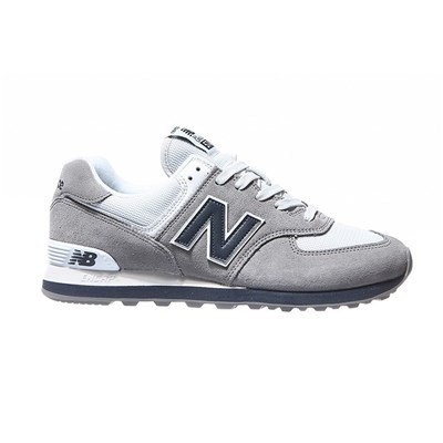 New Balance ML574ESD BASKETS BASSES GRIS Chaussure France_v14696