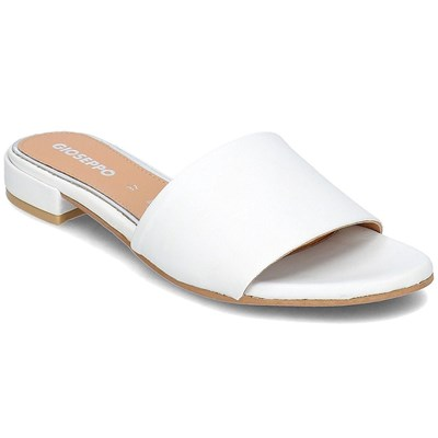 Gioseppo MULES BLANC Chaussure France_v9680