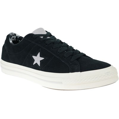 Converse ONE STAR BASKETS BASSES NOIR Chaussure France_v15099