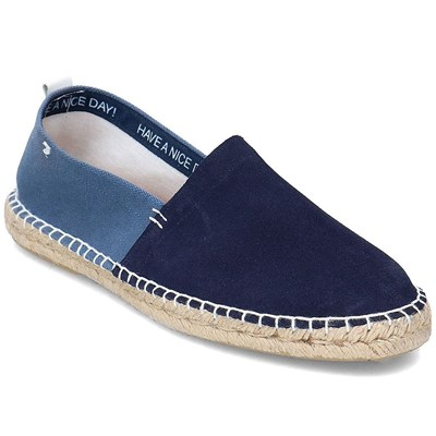 Chaussures Homme | Gioseppo ESPADRILLES BLEU MARINE