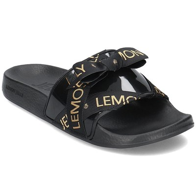 Lemon Jelly MULES NOIR Chaussure France_v9314