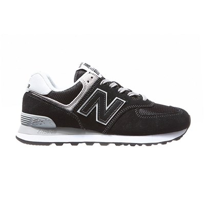 New Balance WL574EB BASKETS BASSES NOIR