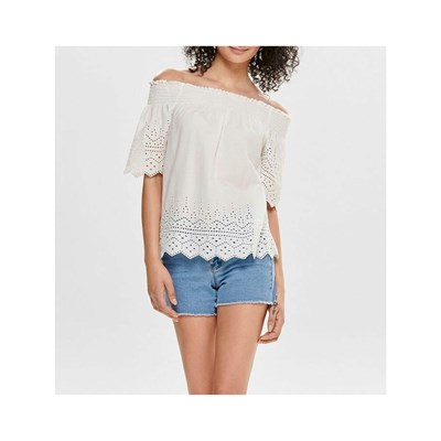 Only SHERY TOP BIANCO