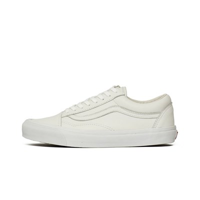 Vans VAULT OG OLD SKOOL LX BASKETS BASSES BLANC