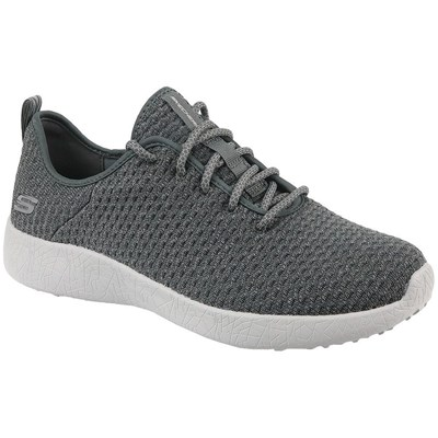Skechers BURST BASKETS BASSES GRIS Chaussure France_v12340