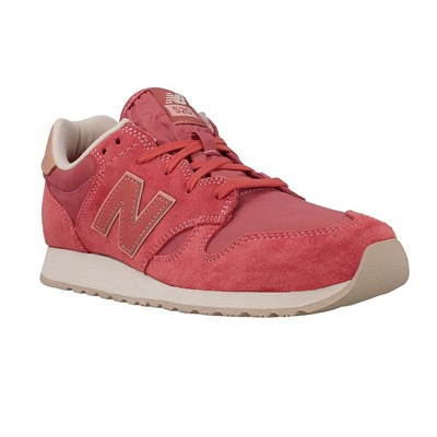 New Balance 520 BASKETS BASSES ROSE Chaussure France_v14368