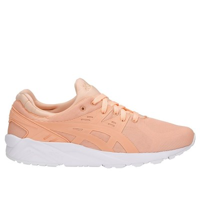 Chaussures Homme | Asics GEL KAYANO TRAINER EVOKNIT BASKETS BASSES ORANGE